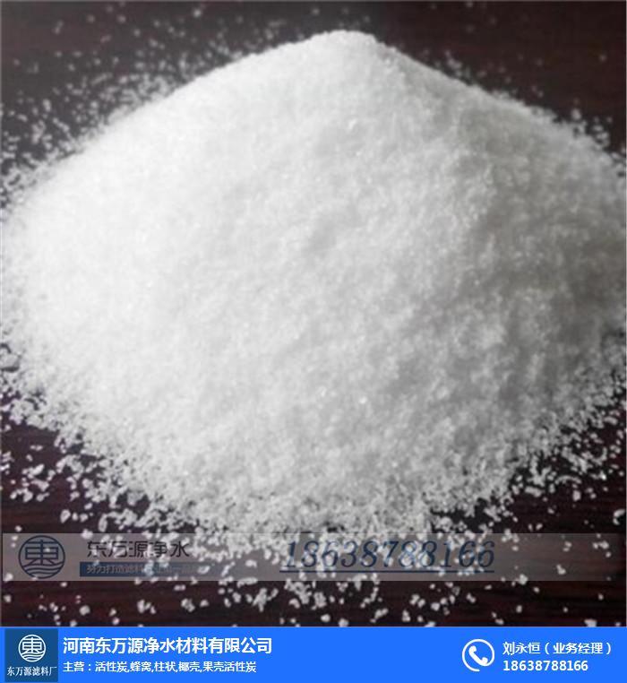 聚丙烯酰胺如果结块了还能用吗?用了还会有效果吗?